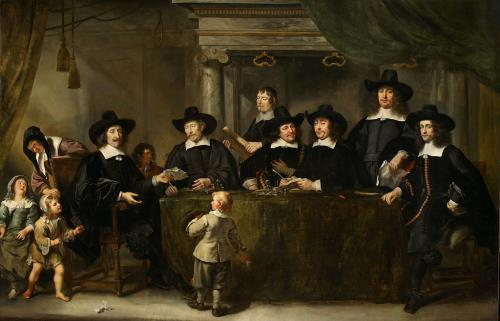 regents of the City orphanage