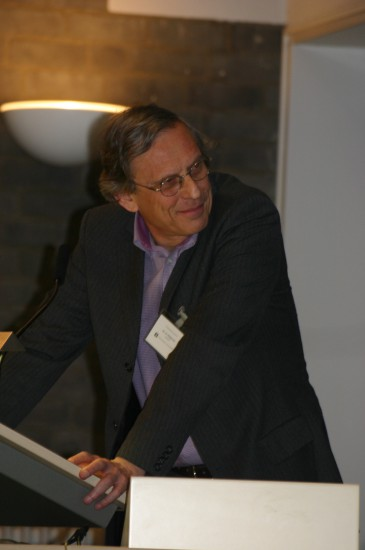 Mr. Daniel Halperin (paediatrician in Geneva and Chair of the Swiss Januz Korczak Association)