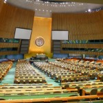 Oral Statement at the United Nations