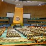 Mondelinge verklaring bij de Verenigde Naties