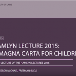 Michael Freeman Hamlyn lecture at UCL