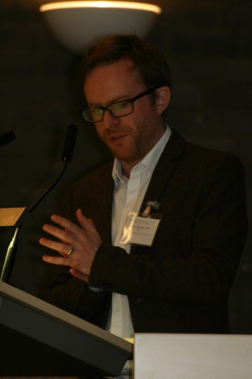 Mr. Damon Barrett, (Director, International Centre on Human Rights and Drugs Policy)