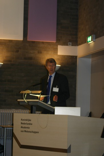 Dr. Hans van Loon, Secretary-General of the Hague Conference on Private International law (HCCH)