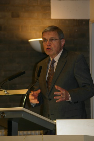 Professor mr. Dr. E. M. H. (Ernst) Hirsch Ballin, Former Minister of Justrice