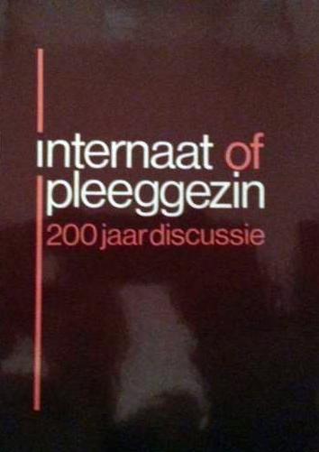 internaat of pleeggezin