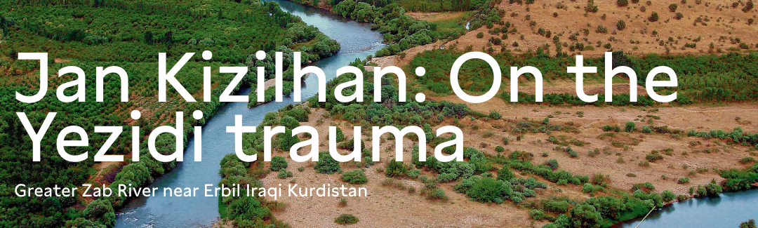 Jan Kizilhan: 'On the Yezidi trauma' 10 december, de Balie